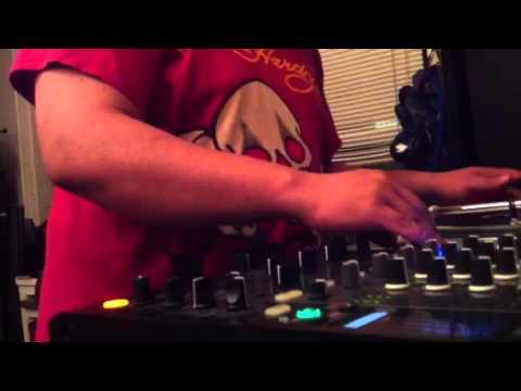 DJ Mark Ian - Some old school mixing just for fun