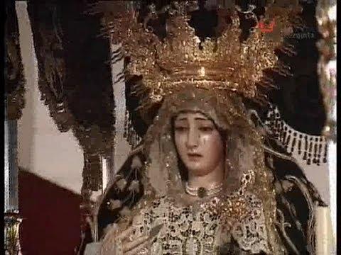 Resultado de imagen de Virgen del Mayor Dolor en su Soledad cordoba