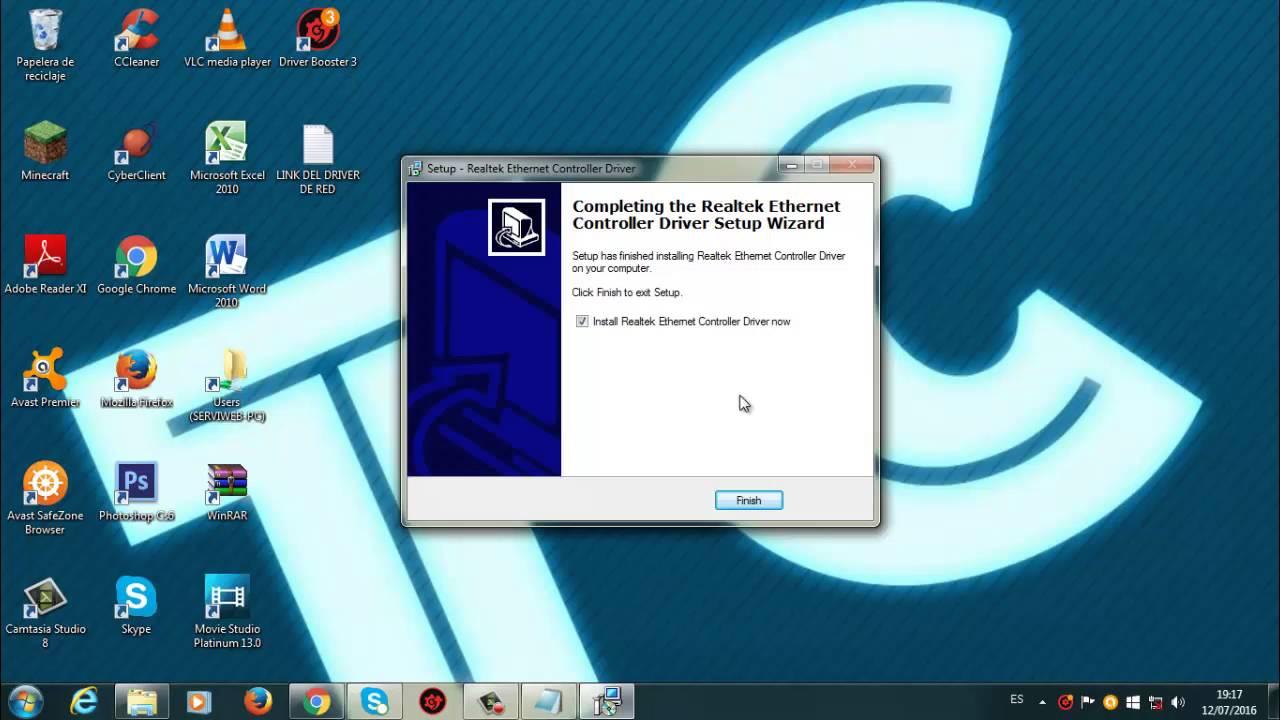 descargar controlador de red inalambrica para windows 7 ultimate 32 bits