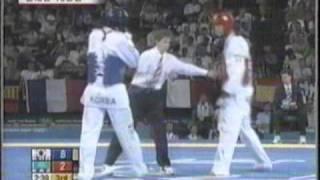 Moon Dae-Sung (KOR) vs (KAZ) Adilkhan Sagindykov