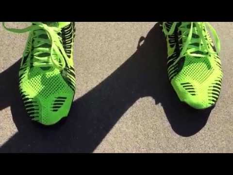 lower price with 27b27 38e6d NIKE FREE HYPERFEEL RUN VOLT BLACK - YouTube