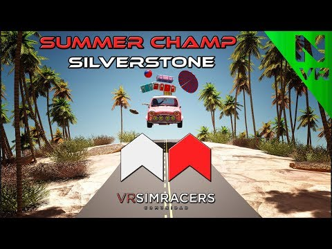 Assetto Corsa - SUMMER CHAMP (Circuito SILVERSTONE GP)  -Sin comentarios-
