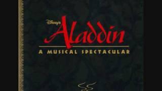 Disney's Aladdin: A Musical Spectacular - Off You Go/The Mouth Closes