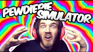 Pewdiepie Simulator! // Indiesvspewdiepie