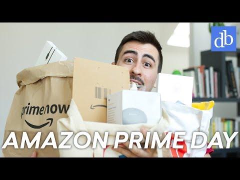 MENO DI 24 ORE AD AMAZON PRIME DAY! Come seguirlo e COME RISPARMIARE