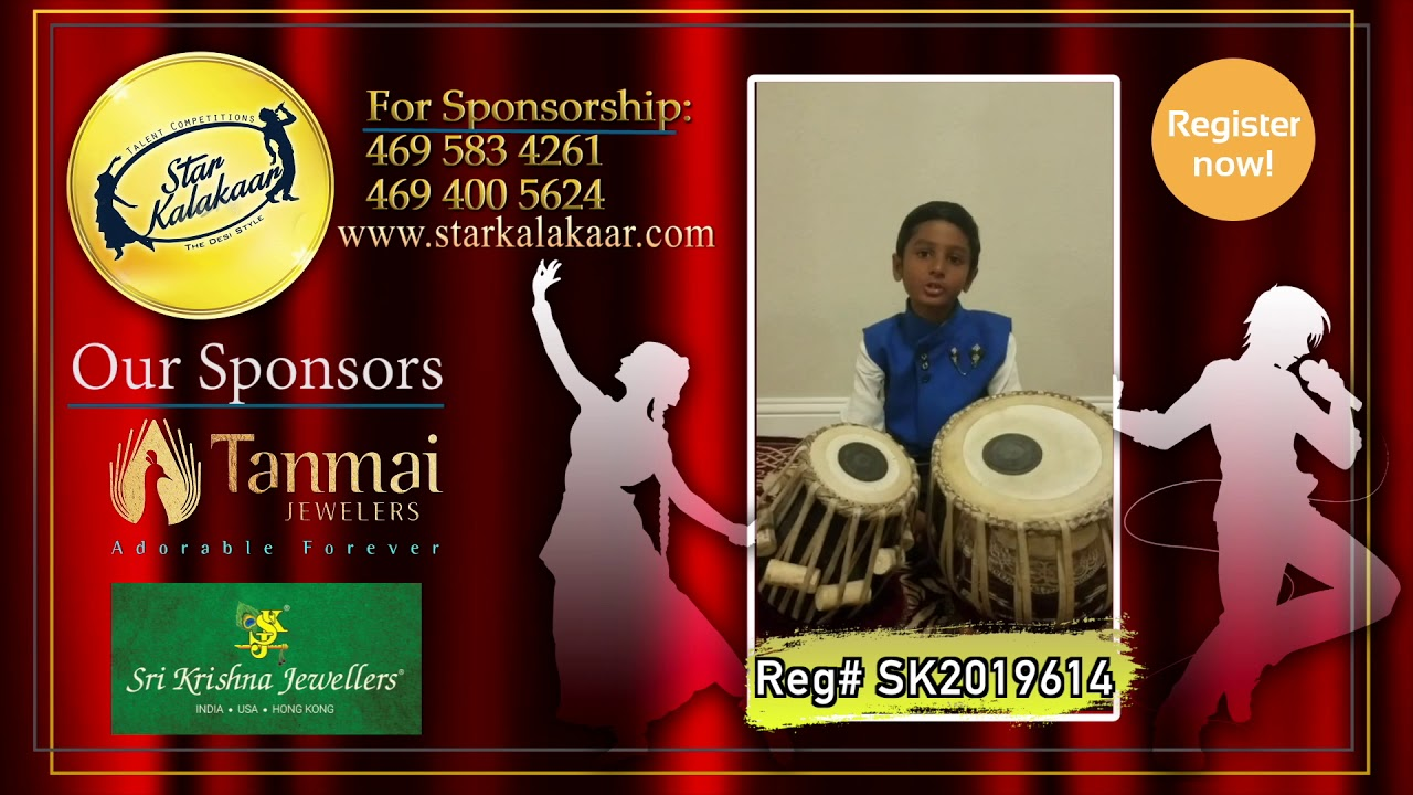 Registration NO - SK2019614 - Introduction Videos StarKalakaar-2019 #SK2019