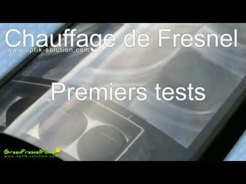 Chauffage Solaire DIY - Premiers essais et mesures - DIY Solar Heating - First Tests & Measeuring