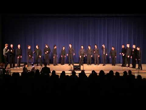 MVHS 2015 Concert Choir Performs Agony from Into the Woods