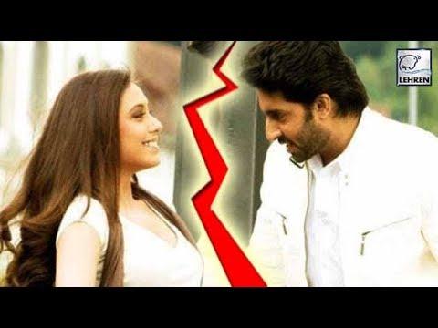 Why Abhishek Bachchan Refuse To Marry Rani Mukerji   Lehren Diaries