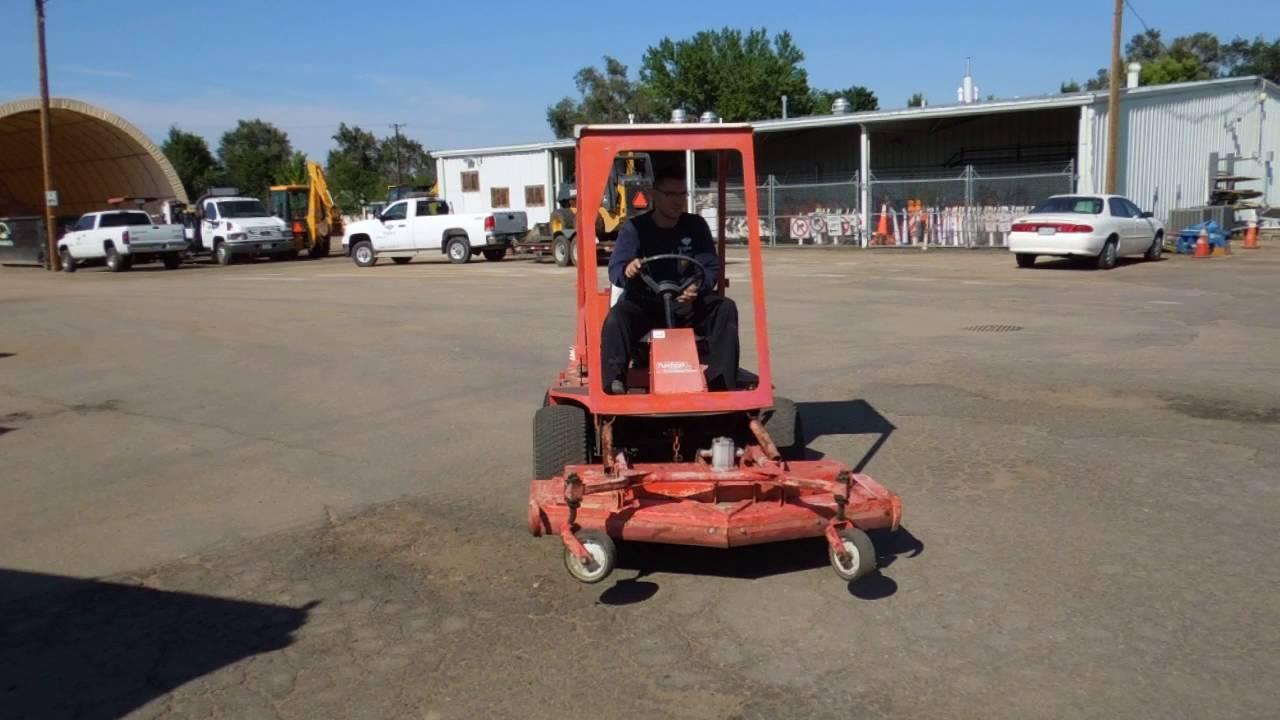 GovDeals: Jacobsen T422D 60 inch Mower