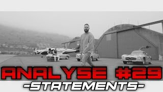 Shindy - Statements ►Rapanalyse #29◄ feat. Bushido (KOLLEGAH DISS?! - ANALYSE) by BA Bangah