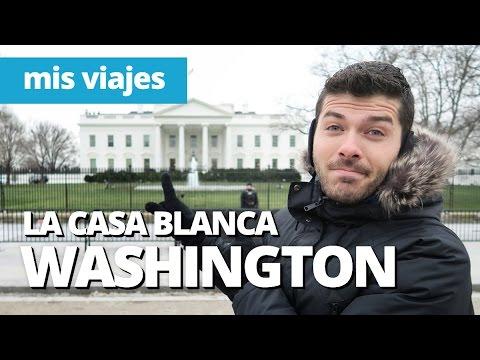 RODEANDO LA CASA BLANCA | Washington D. C. y Filadelfia