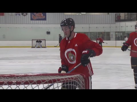 Senators aren't worried about scoring before start of NHL season
