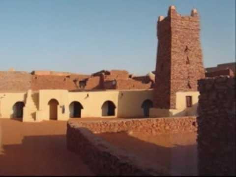 2009 Mauritanie Chinguetti, La Vieille Ville et Sa Mosquée, 7ème Ville Sainte de L' Islam