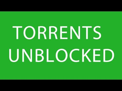 Downloading Torrent at University of...