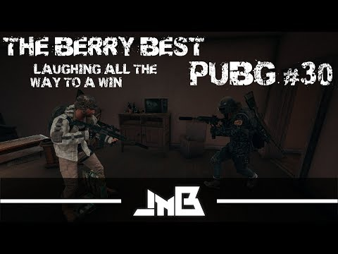 THE BERRY BEST PUBG #30 Laughing all the way to a win
