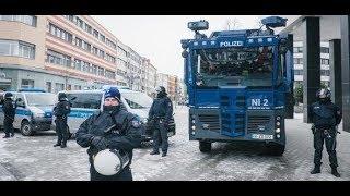 Hannover: Ausschreitungen am Rande von Kurden-Demonstration