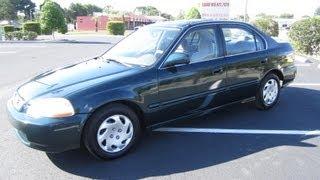 SOLD 1997 Honda Civic LX Meticulous Motors Inc Florida For Sale