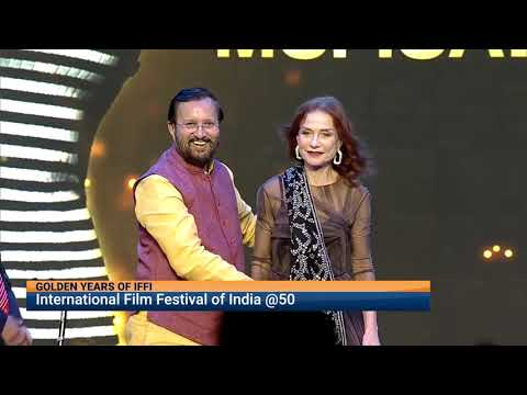 International Film Festival of India @50
