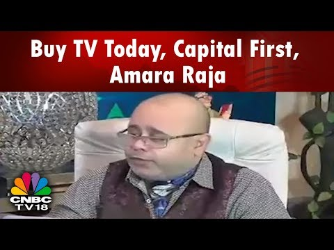 Ashwani Gujral: Buy TV Today, Capital First, Amara Raja | Halftime Report (Part 2) | CNBC TV18