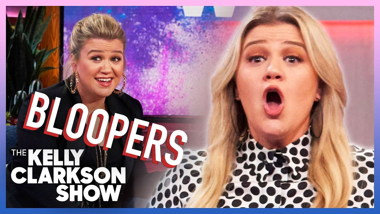 Kelly Clarkson Blooper Reel: Season 1