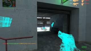 Чит-коды на Counter Strike Source (с ботами)