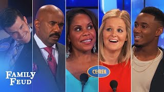 funniest outtakes family fued