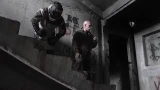 Бой на лестнице. Принципы.