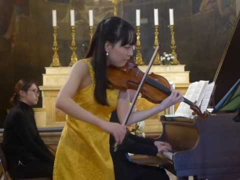 38 Rika Masato joue Sonate n° 9 Beethoven Lariboisière 25::03:17