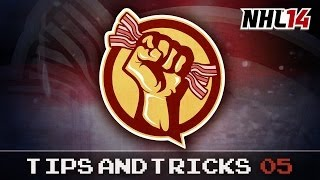 NHL 14 - How to Win FACEOFFS (FULL GUIDE)