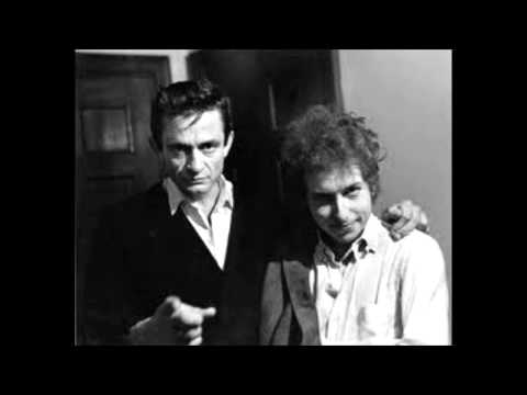 Johnny Cash Bob Dylan Studio Outtakes