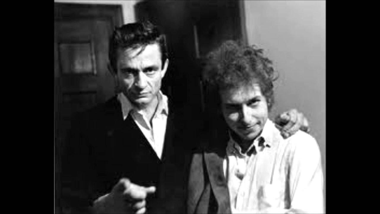 Johnny Cash Bob Dylan Studio Outtakes Youtube