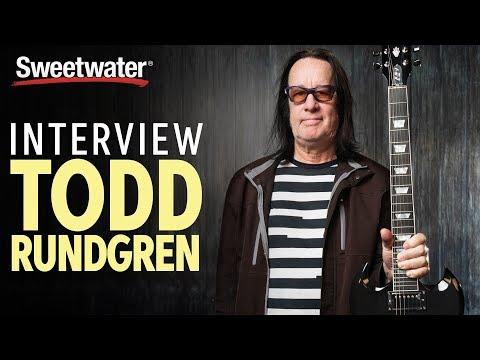 Todd Rundgren Interview