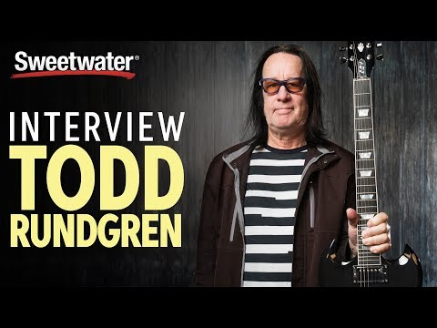 Todd Rundgren Interview Mp3
