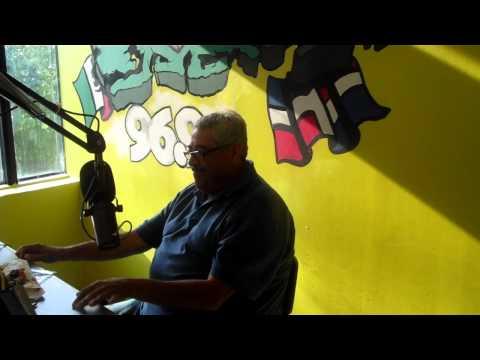 Mexclando en el Gordo y Compania por La Fiesta 98.5Fm  7/8/2011