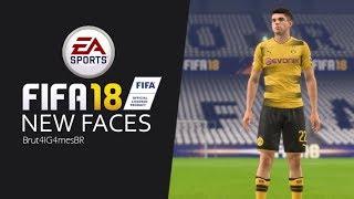 ATUALIZAÇÃO TROUXE AS NOVAS FACES | VEJA COMO COLOCAR NO FIFA 18