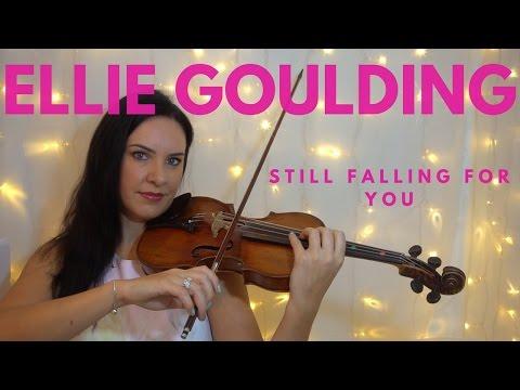 Ellie Goulding - Still Falling For You ('Bridget Jones's Baby') | Acoustic Violin Cover