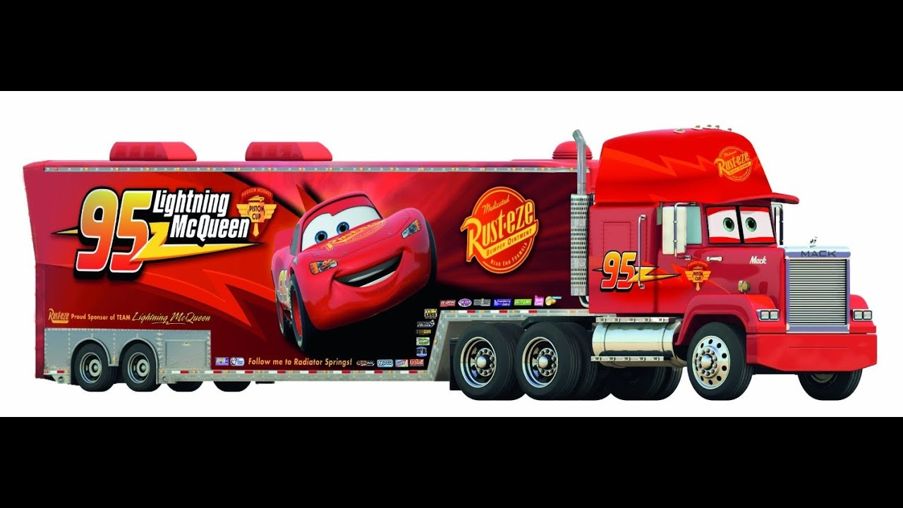 Camion juguete dickie rc turbo mack truck cars 2 escala 1 24 youtube - Cars camion mack ...
