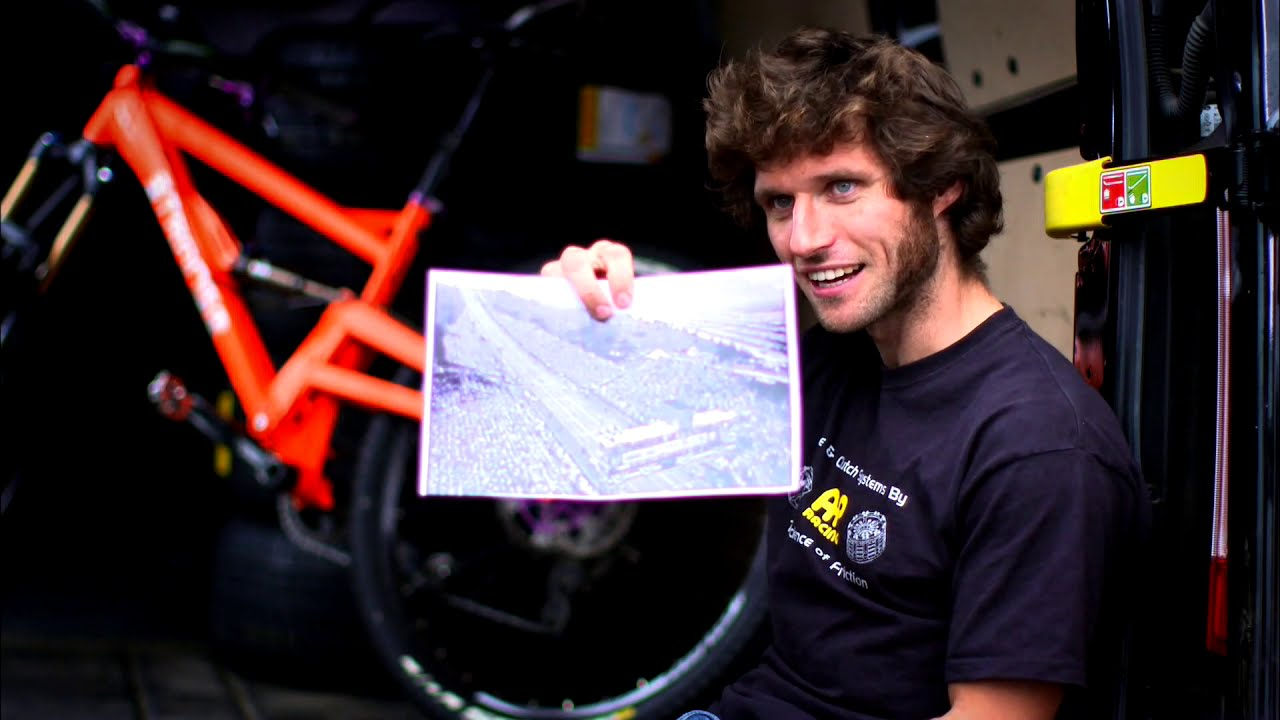 World S Fastest Gravity Racer Speed With Guy Martin
