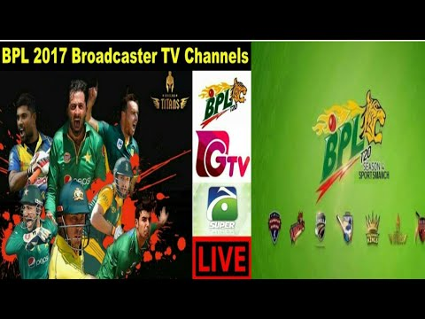 BPL 2017 live Broadcasters TV Channels list & Live Streaming Online