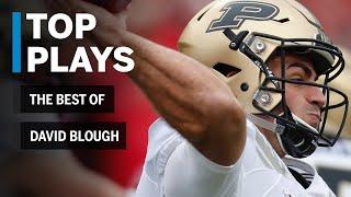 The Best of David Blough: 2018 Mid-Season Highlights | Purdue | Big Ten Football