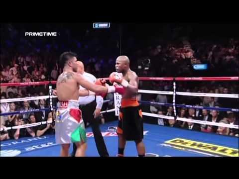 Mayweather vs. Ortiz KO Sept. 17, 2011