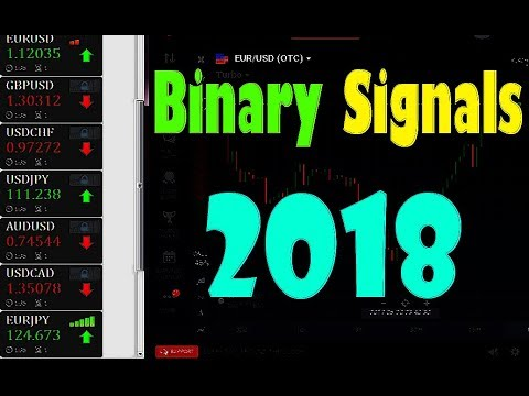 Accurate binary trading signals