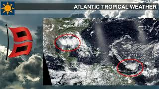 Tropical Weather Update July 23, 2020