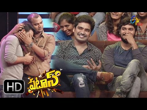 Patas | 5th May 2017 | Full Episode 444 | ETV Plus
