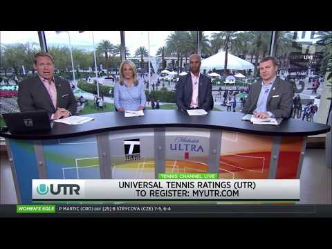 BNP Paribas Open Match Vesnina vs. Bellis: UTR Analysis