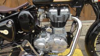 2013 ROYAL ENFIELD CLASSIC 350 / BROWN MOTORCYCLE COMPANY / ロイヤルエンフィールド