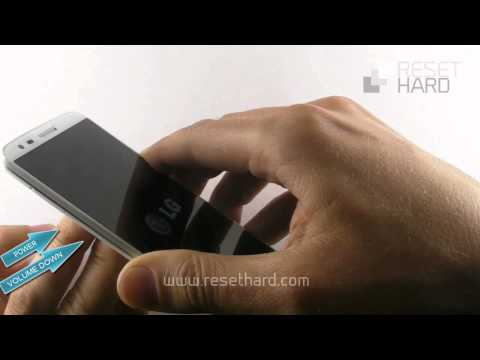 How To Hard Reset LG G2