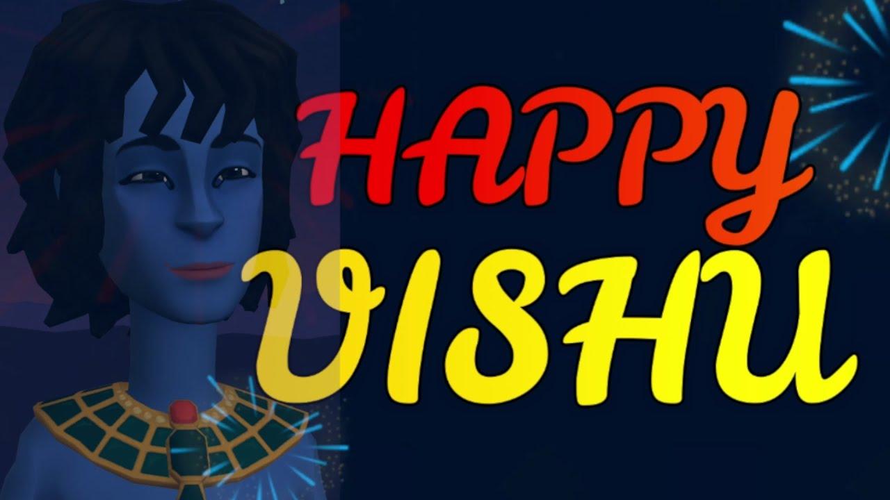 Download VISHU Animation video | Animation movies 3d | krishna | whatsapp status | vishu rockets | RAJ STUDIO