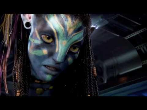 Avatar scenes Jake/Neytiri